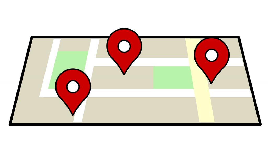 aktualizacja mapy google na telefon