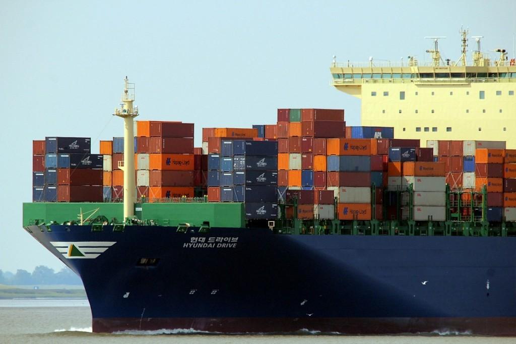 zdalnie sterowane kontenerowce